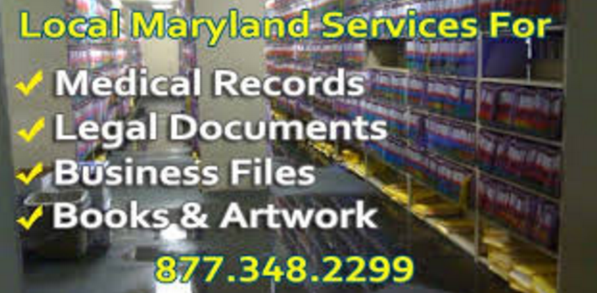 maryland document restoration and freeze drying